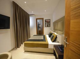 Hotel photo: Al makhtoum gallery suites