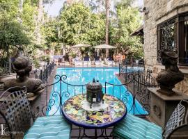 Hotel near Caesarea Maritima