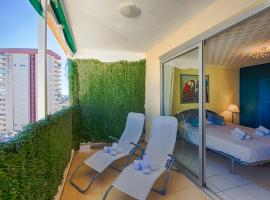 Hotel Photo: Calpe Apartamento Harry