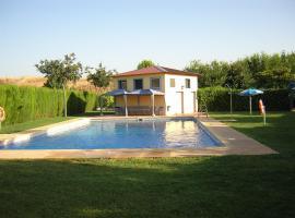 A picture of the hotel: Camping La Albolafia