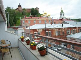 Hotel near Nischni Nowgorod