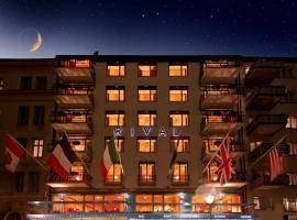 Hotel Foto: Hotel Rival