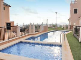 Hotel photo: Two-Bedroom Apartment in Aguilas