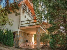 Hotel photo: Holiday home Tatika Utca-Zebegeny