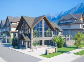 Hotel photo: Canmore Bow Valley Home
