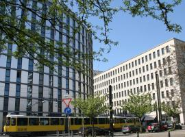 A picture of the hotel: Holiday at Alexanderplatz Apartments