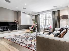 Hotel foto: a phenomenal three-bedroom apartment