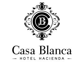 A picture of the hotel: Hotel Casa Blanca
