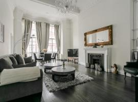 Hotel kuvat: a luxurious three-bedroom apartment