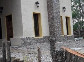 Hotel photo: Cabañas de Bella Vista