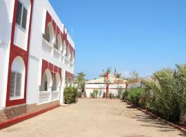Hotel near ג'יבוטי