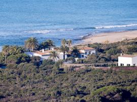 Hotel photo: Beach house private access to Valdevaqueros beach