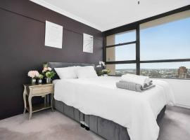 Hotel photo: FANTASTIC! LUXURY CBD APT WITH SKYLINE VIEWS