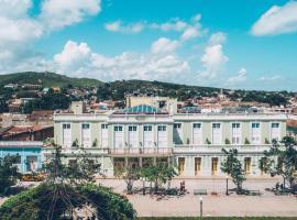 Hotel near Kuba