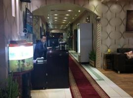 Hotel near Ha'il
