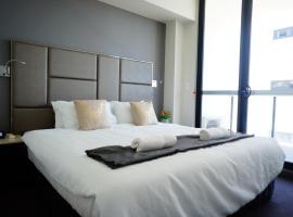 Hotelfotos: Modern Sleek Apartment at Mascot Next to the Aiport