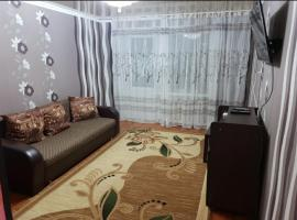 Hotel near Kökşetaw