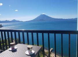 Hotel photo: Sky view Atitlán lake suites Hotel la riviera de atitlan Bahia san buenaventura panajachel solola
