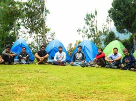 Hotel photo: Forest Tent Camping,munnar