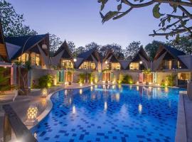 Hotel photo: Dancing Villas Nusa Dua