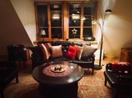 होटल की एक तस्वीर: MEDIEVAL MANSARD