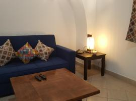 ホテル写真: Kafr El Gouna Downtown Spacious Apartment