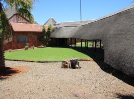 Photo de l'hôtel: Kalahari Lodge Kimberley