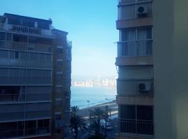 Hotel photo: Apartamento Las Carabelas II - 5 Doble
