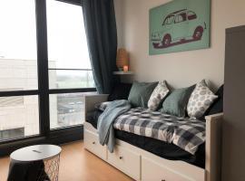 Hotel photo: Cozy studio in Belval w/ Breakfast & Netflix