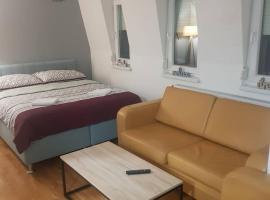 Hotel photo: Apartman Relax