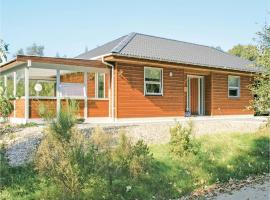 Hotel photo: Two-Bedroom Holiday Home in Bryrup