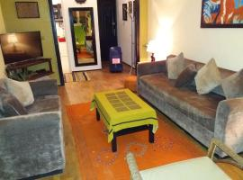 Hotel photo: Beautiful apartement in the heart of tangier