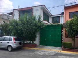 Hotel near Tlalnepantla de Baz