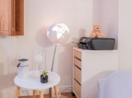 "Hotel fotografie: New! Spacious flat in ""Vieux Lyon"""