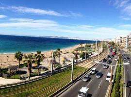 Hotel photo: Paleo Faliro 2 Stops to Athens Riviera