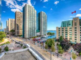 A picture of the hotel: Queens Quay Lake View Apartment by STS