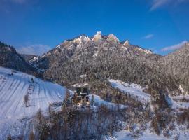 Hotel near Pieniny berg