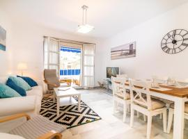 Hotel foto: Well-located 3BDR Apartment in Fuengirola