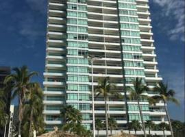 Hotel photo: Acogedor depto con playa en la bahía