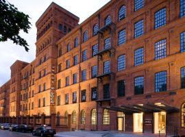 A picture of the hotel: Vienna House Andel's Lodz