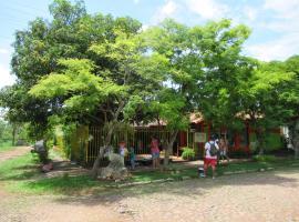 Hotel near Capiatá