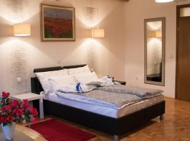 "A picture of the hotel: Apartmani ""STARS"""