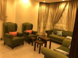 Hotel photo: ابراج المسارات شقه