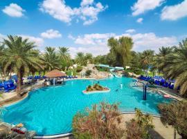 Ξενοδοχείο φωτογραφία: Radisson Blu Hotel & Resort, Al Ain