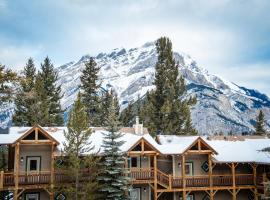 Hotel photo: Buffalo Mountain Lodge