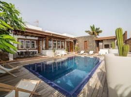 Hotel photo: Luxury Villa Lanzarote