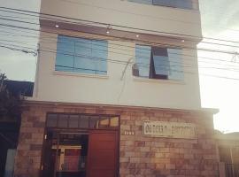 Hotel near Arica