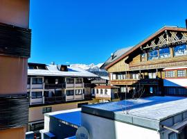 Hotel near Seefeld in Tirol