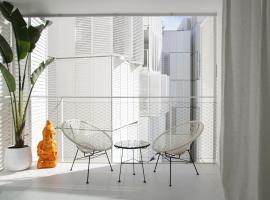 Hotel fotografie: IBIZA white apartments