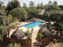 Hotel photo: warang-lodge